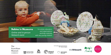 Magic Acorns Online Network Event - Babies in Museums tickets