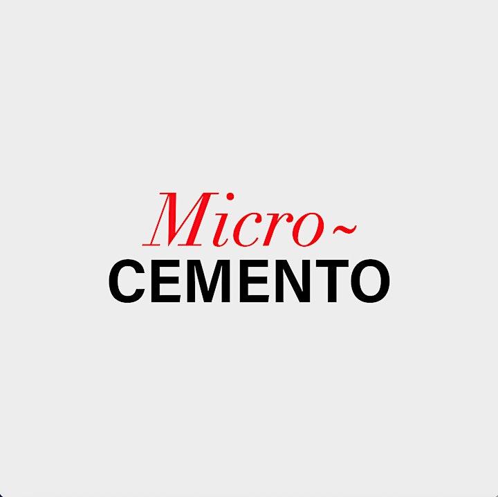 Imagen de Microcemento presenta a: Alv_Adina - en Cemento ba