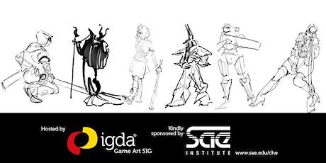 SAE Sketchclub - Online Workshop Tickets