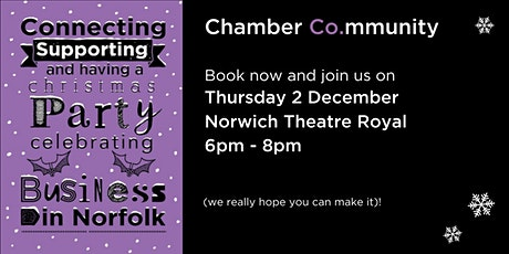Norwich Christmas Drinks tickets