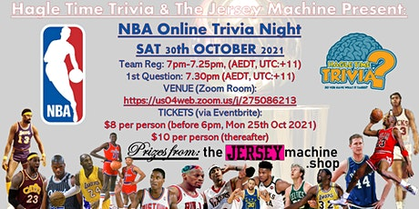 NBA Online Trivia tickets