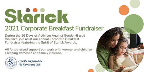 2021 Starick Corporate Breakfast tickets