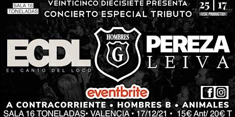 II FIESTA CONCIERTO HOMENAJE AL POP&ROCK ESPAÑOL DE LOS 80'S/90'S! VALENCIA entradas