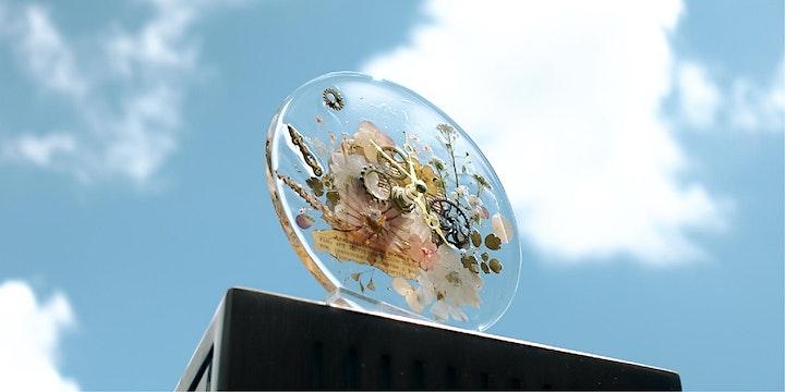 Zhang Jian-Jun: Human Traces — Resin Art Clock Making Workshop image