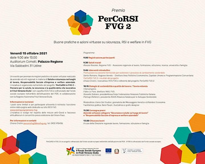 Immagine Premio PerCoRSI FVG2