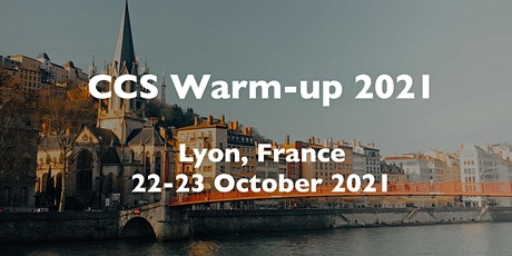 CCS 2021 Warm-up billets
