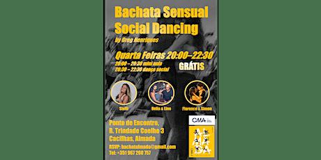 Bachata Sensual Social Dancing tickets