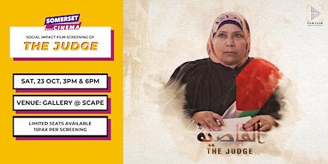 THE JUDGE | A Somerset Cinema Film Screening tickets
