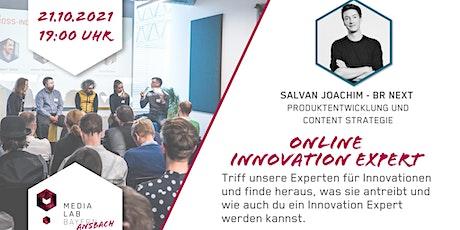 Media Lab Ansbach - Innovation Expert mit Salvan Joachim Tickets