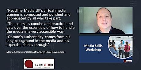 Mastering Media Interviews Workshop tickets