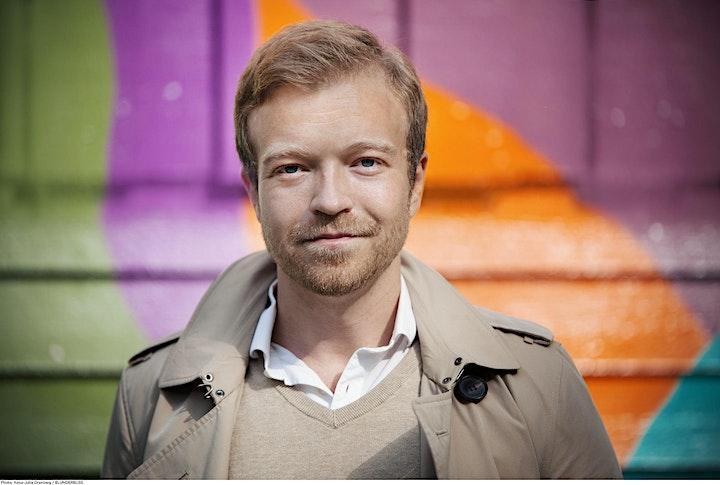 Im Kopf eines Teenagers – Buchpremiere mit Lars Halse Kneppe: Bild