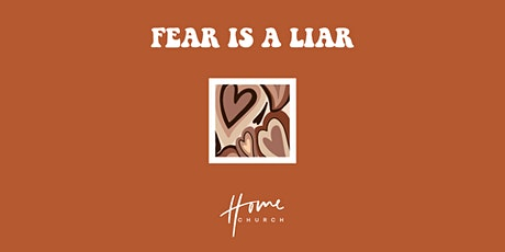 FEAR IS A LIAR / Reformationsgottesdienst 2021 Tickets