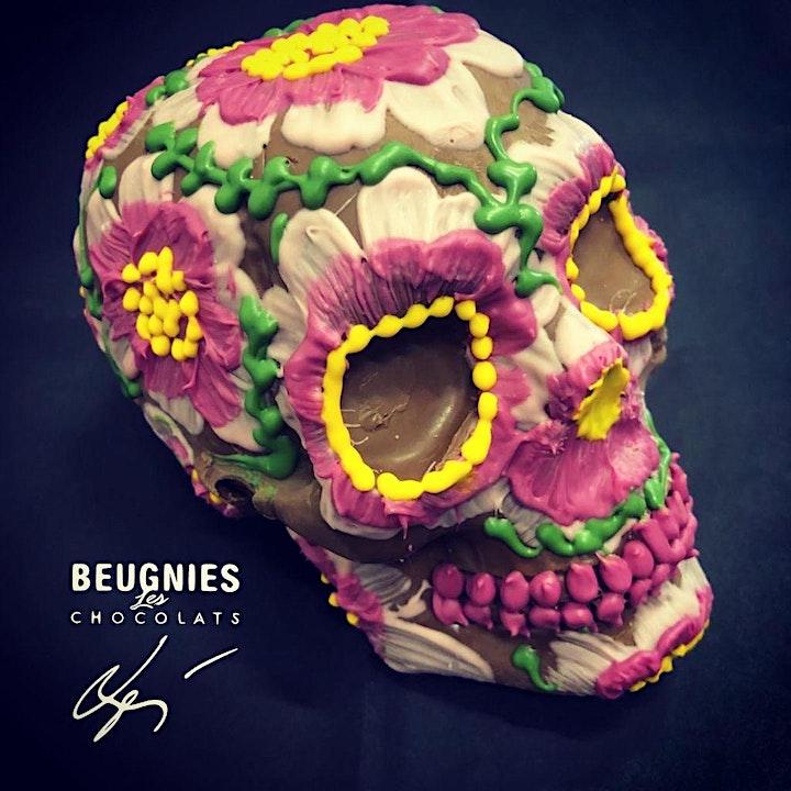 Afbeelding van Chocolate workshop CALAVERA  #skull #halloween