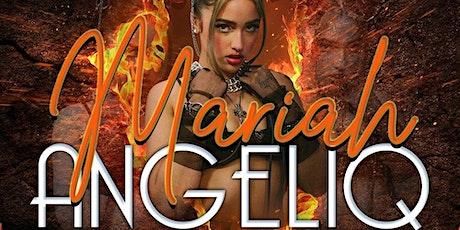 Mariah Angeliq Detroit, Michigan tickets