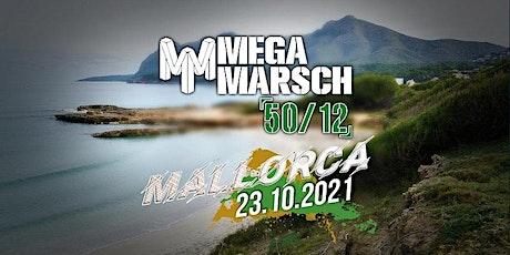 Megamarsch 50/12 Spezial Mallorca 2021 - neue Startgruppen entradas