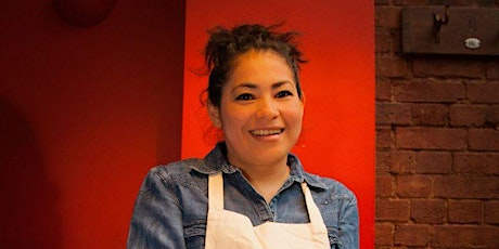 LONDON - In Person Ecuadorian Cookery Class with Leonor tickets