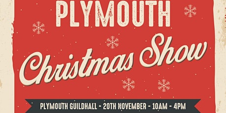 Plymouth Christmas Show 2021 tickets