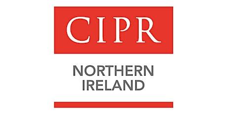CIPR Northern Ireland AGM tickets