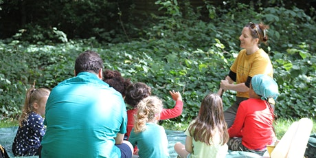 Outdoor Learning volunteer induction session tickets