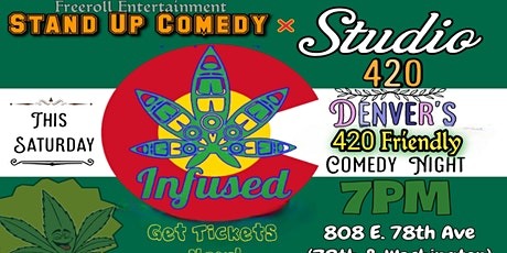 Infused Stand Up Comedy Night tickets