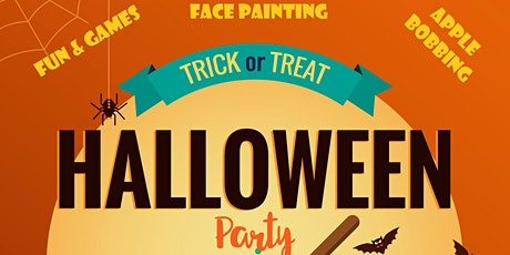 Ketley Kids Halloween Party tickets