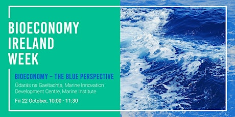 Bioeconomy- The Blue Perspective tickets