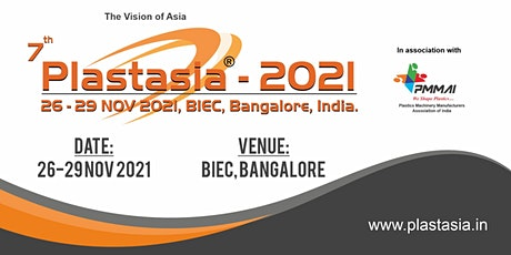 PLASTASIA-2021 Exhibition tickets
