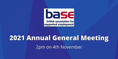 BASE annual general meeting 2021 tickets