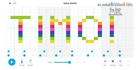 Musica per la creatività digitale: percorsi didattici multidisciplinari biglietti