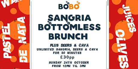 BoBo Sangria Bottomless Brunch! tickets