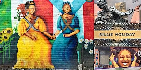 'The Feminist Art of Harlem: A Celebration of Remarkable Women' Webinar tickets
