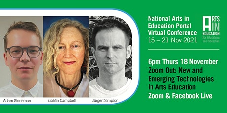 In Conversation Series: Zoom Out - New & Emerging Technologies tickets