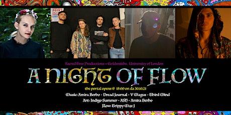Around the World 2021 Berlin | A Night of Flow tickets