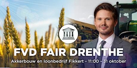 FVD Fair met Gideon van Meijeren tickets