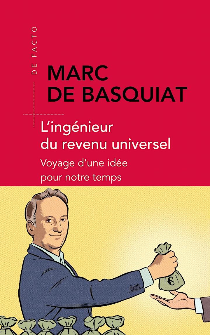 Image pour Lancement du livre de Marc de Basquiat