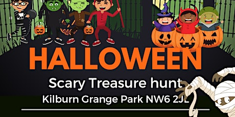 Halloween Event for Families tickets