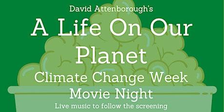 Climate Change Week Movie Night tickets