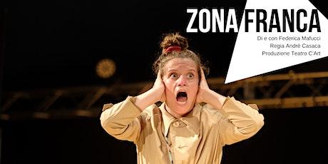 ZONA FRANCA - Spettacolo di clown  - Autunno nelle Foglie biglietti