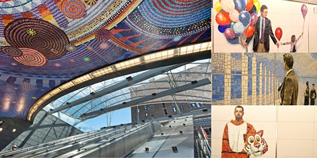 'MTA Arts & Design: NYC's Great Underground Art Museum' Webinar tickets