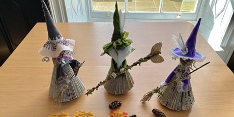 Make Your Own Book Witch & Wizard tickets