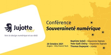 Conférence : Souveraineté numérique billets