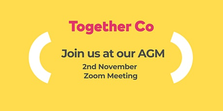 Together Co AGM tickets