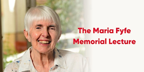 The Maria Fyfe Memorial Lecture tickets