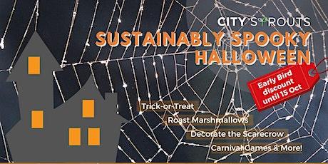Sustainably Spooky Halloween tickets