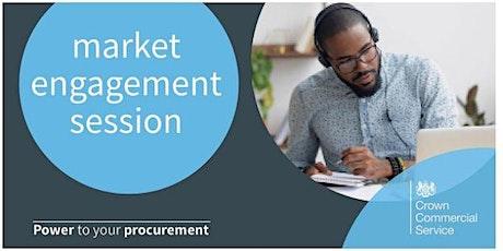 RM6187: Management Consultancy Framework Three (MCF3) - Customer Event tickets