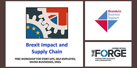 Park Royal   Brexit Impact and Supply Chain tickets
