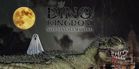 Dino Kingdom - Halloween Special Night tickets