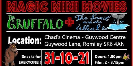 Magic Mini Movies at St Chads tickets