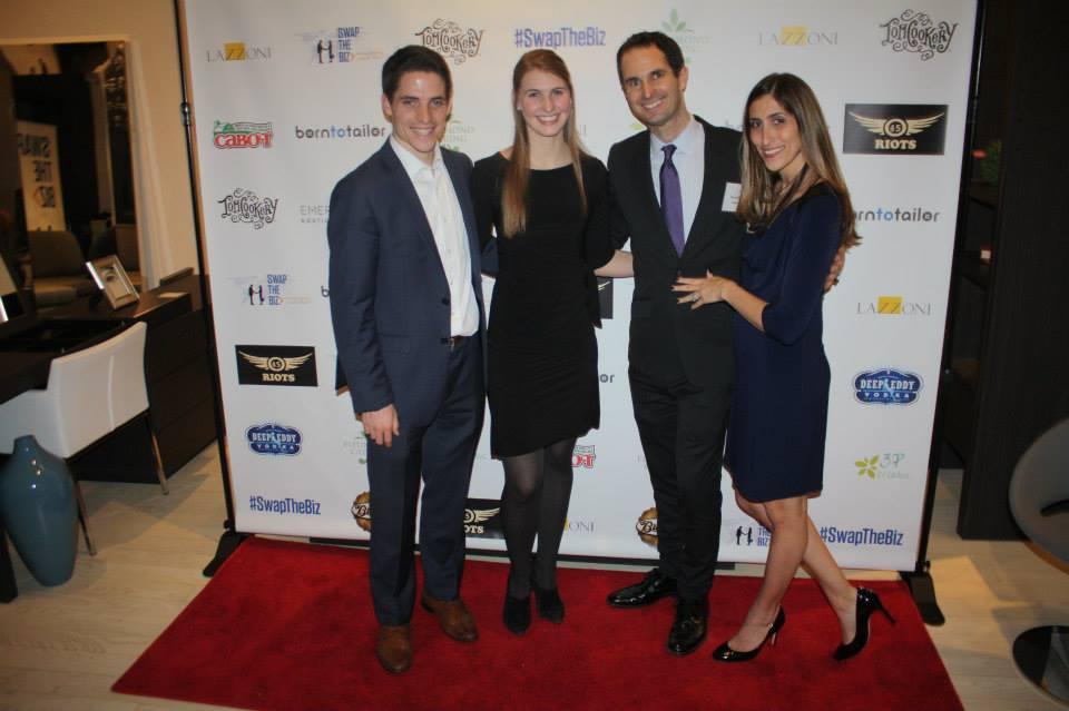 Swap The Biz NYC Exclusive Business Networkin