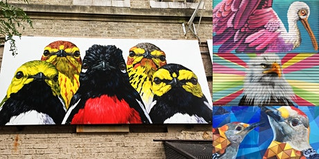 'The Audubon Mural Project: NYC Street Art for Endangered Birds' Webinar tickets